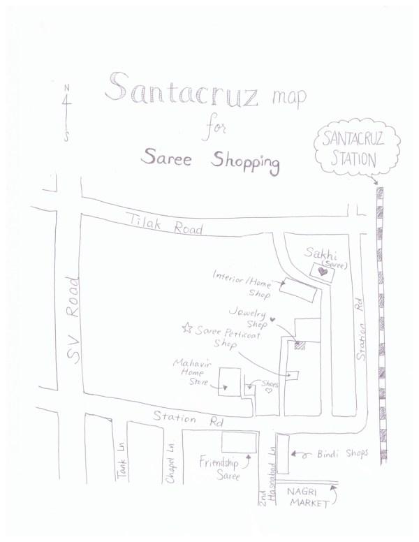 Santacruz Map