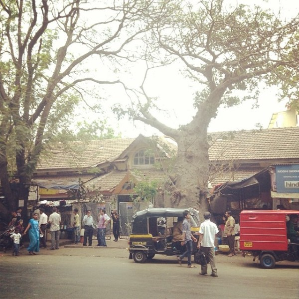 street of Mumbai
