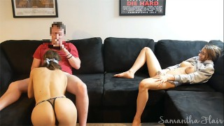 Naughty Stepdaughter Ep 14 Pt 2 - I get stepDaddy's creampie that I have been waiting for
