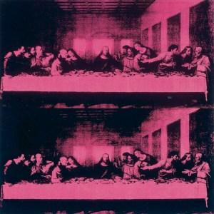 Last soup di Andy Warhol