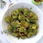 Chive Pesto Potato Salad Recipe