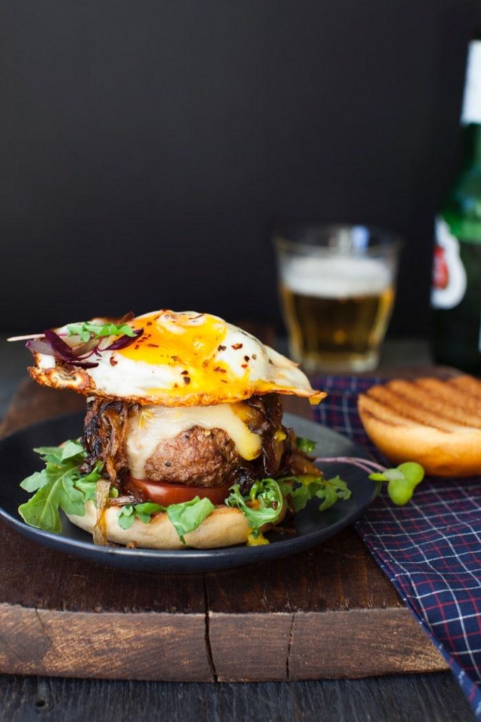ultimate burger recipe
