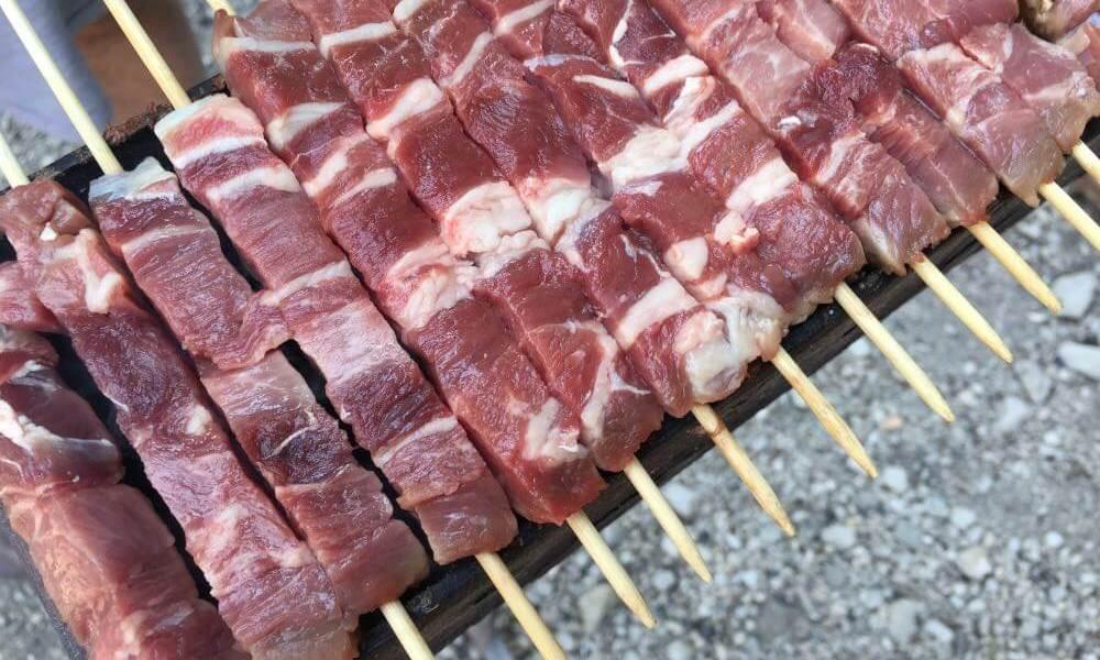 Arrosticini al forno for Per cucinare 94