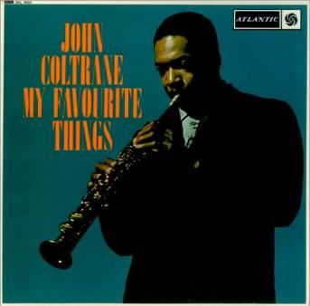 Coltrane amb el soprano en un dels seus discos mítics.