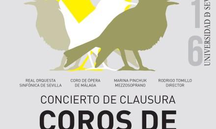 SORTEO DE INVITACIONES CONCIERTO DE CLAUSURA UNIVERSIDAD DE SEVILLA