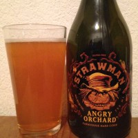 Guest Cider Review: Strawman by Angry Orchard