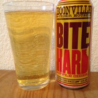Cider Review: Bite Hard by Boonville Cider House
