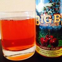 Cider Review: Cherry Daze by Big B's Hard Cider