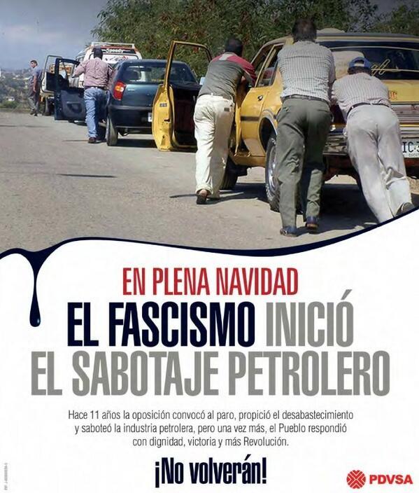 Sabotaje petrolero diciembre 2002