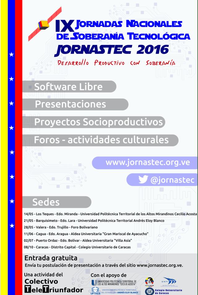 Afiche-JORNASTEC-2016