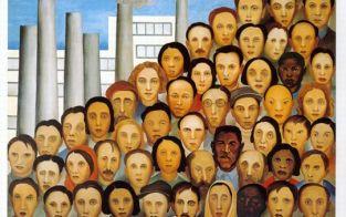 Operários, de Tarsila do Amaral, 1933