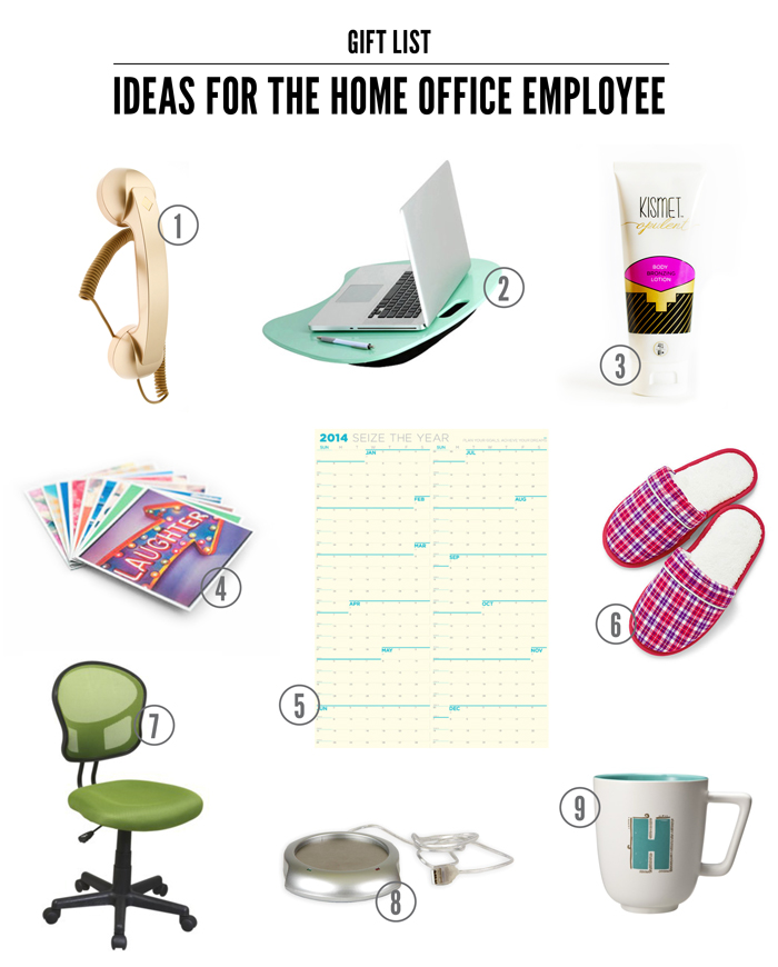 Home Office Employee Gift Guide