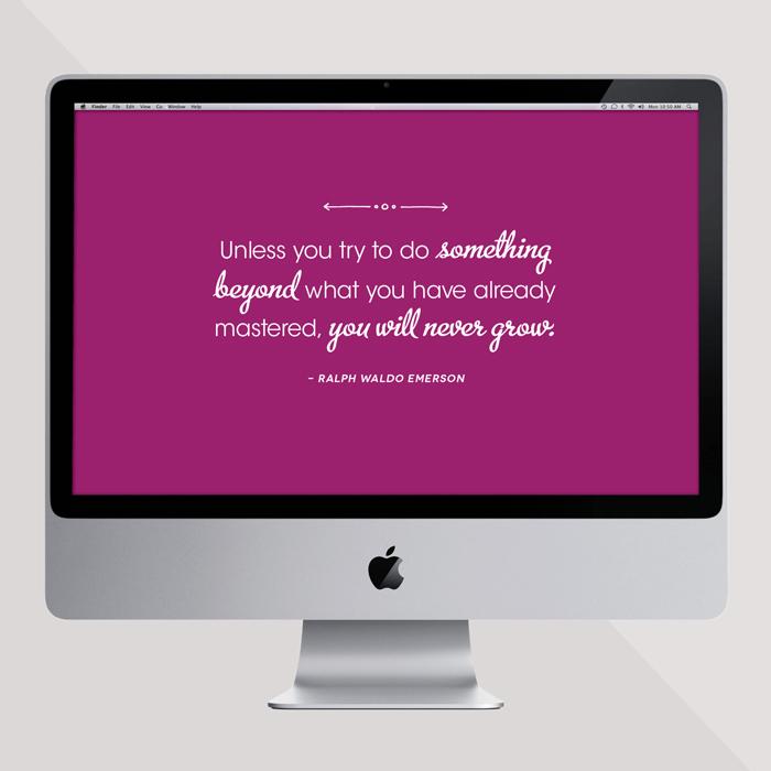 Do Something Beyond Desktop Freebie From Ciera Design