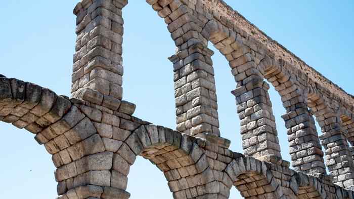 Segovia Spain Madrid Day Trip 1