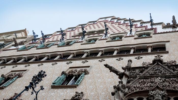 Architecture-Barcelona-Spain