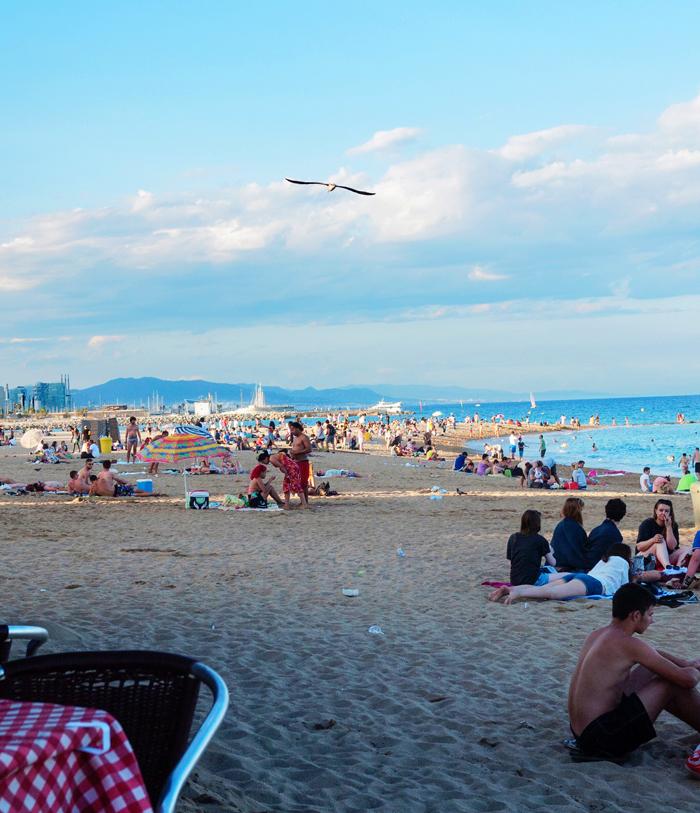 Barceloneta-Beach-Barcelona-Spain-Beach