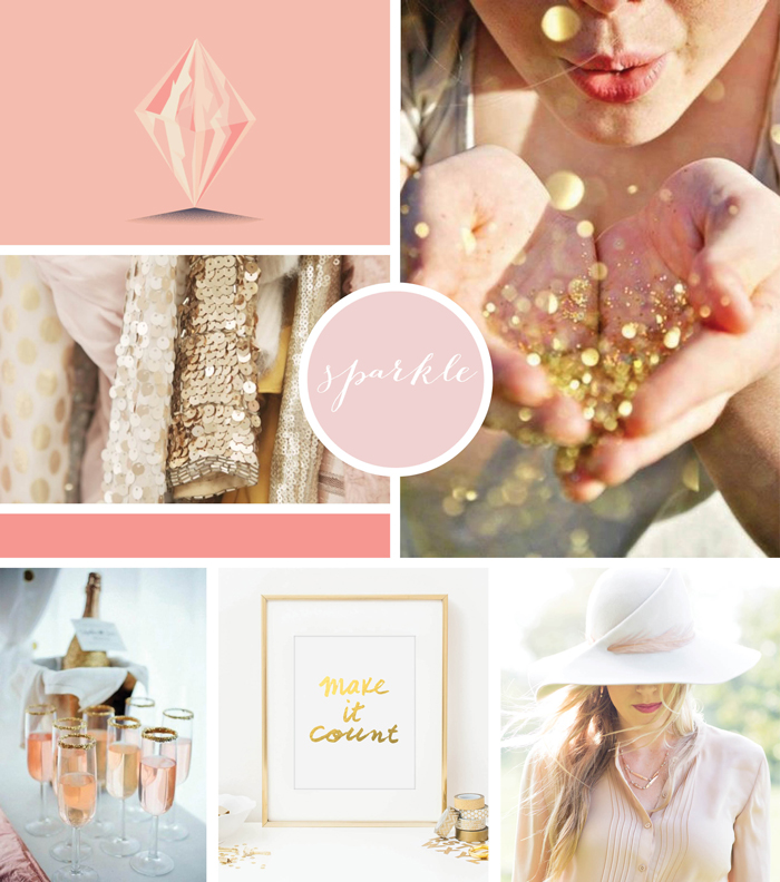 Moodboard: Rose Gold
