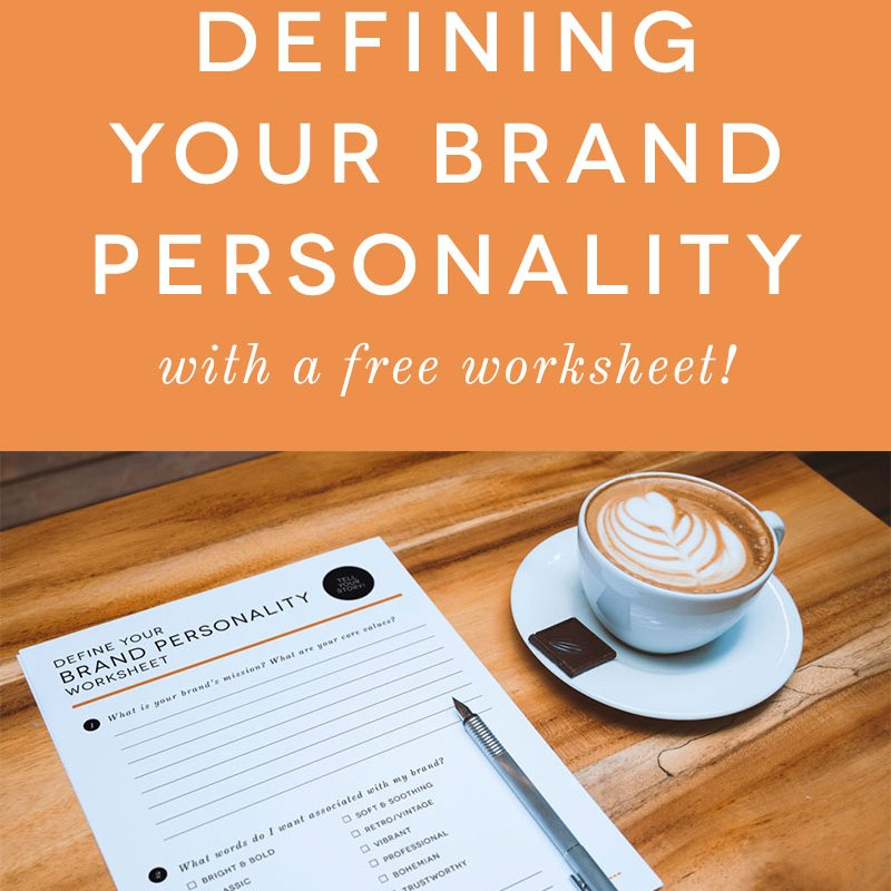 The Importance of Defining Your Brand Personality