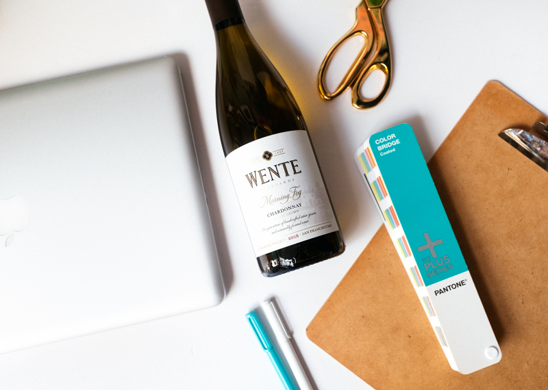 reward yourself with a glass of wine or sweet treat at the end of the workday