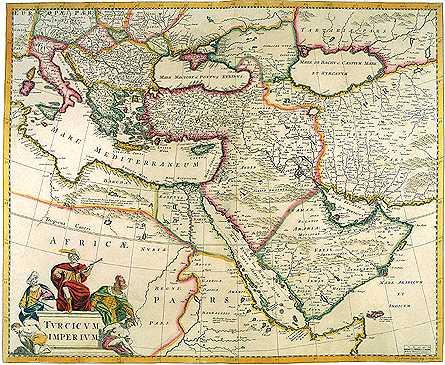 Middle East & Mediterranean