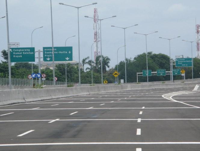Penyebab kecelakaan di jalan Tol