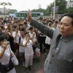 Chairman Mao . . . una donna