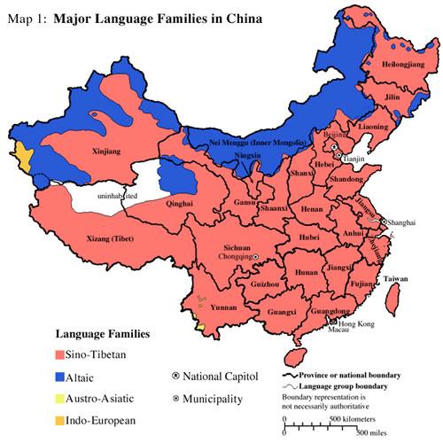 cartina-cina-lingue