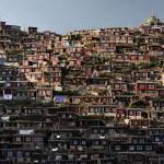 La spettacolare Sêrtar in Cina a rischio distruzione