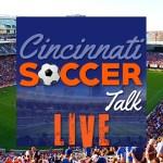 Cincinnati Soccer Talk Live Podcast – Guest Tana Weingartner