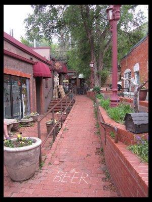 June 13, 2015 - a tourist in Colorado