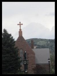 June 15, 2015 - a tourist in Colorado