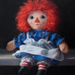 Raggedy Ann • Available at Principle Gallery Alexandria