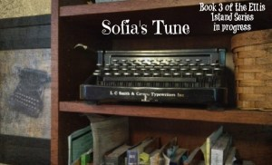 Cindy Thomson's novel Sofia's Tune is coming!