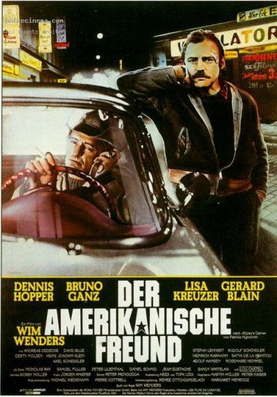 Der amerikanische Freund de Wim Wenders