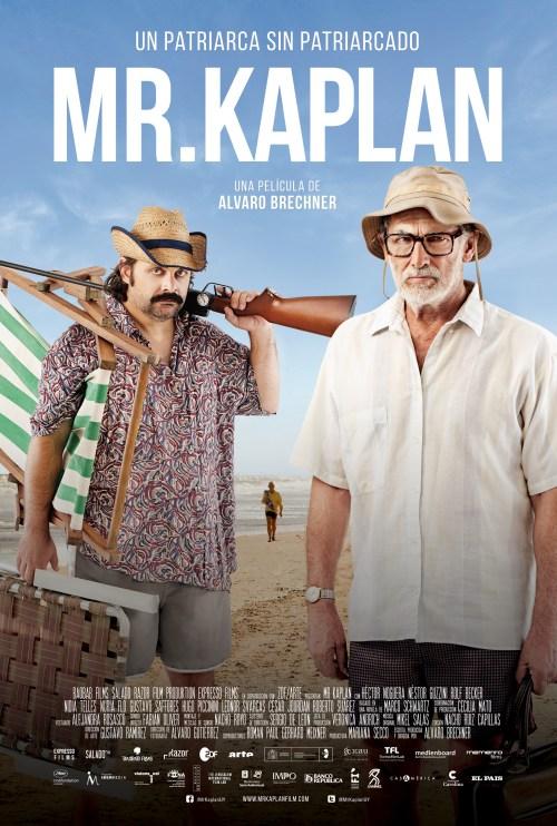 """Uruguay, """"Mr. Kaplan"""" (Mr. Kaplan), Álvaro Brechner, director;"""