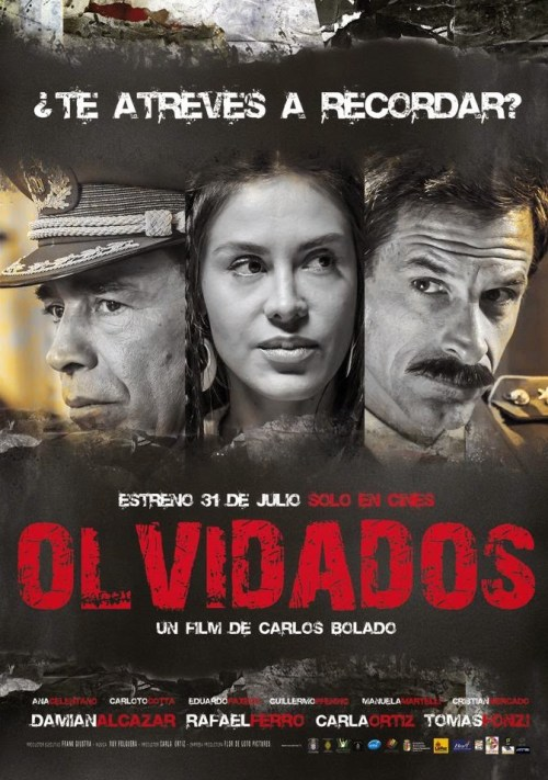 """Bolivia, """"Los Olvidados"""", (Forgotten), Carlos Bolado, director;"""