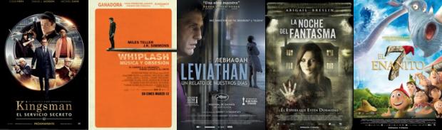 estrenos colombia 26 de febrero