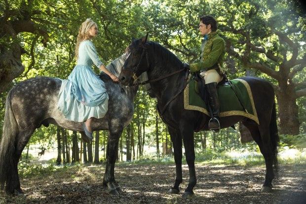 'Cinderella' (2015) - Kenneth Branagh critica