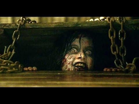 ¿Quieres saber cómo funciona tu cerebro cuando ves una película de terror?