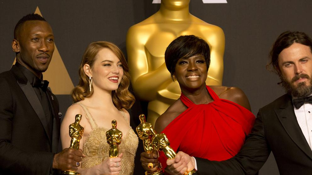 Ganadores Oscars