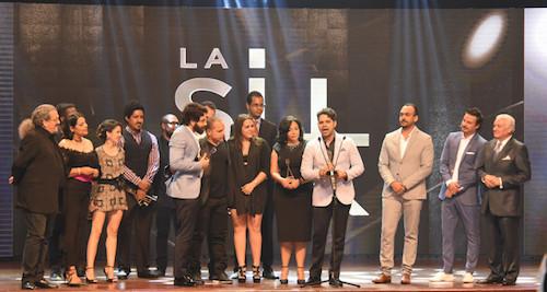 La Familia Reyna Premios la Silla