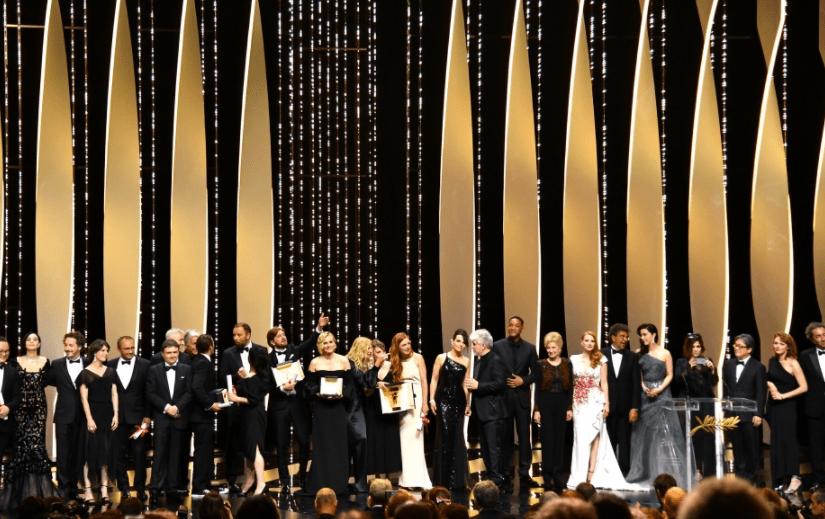 Palmarés del 70° Festival de Cannes