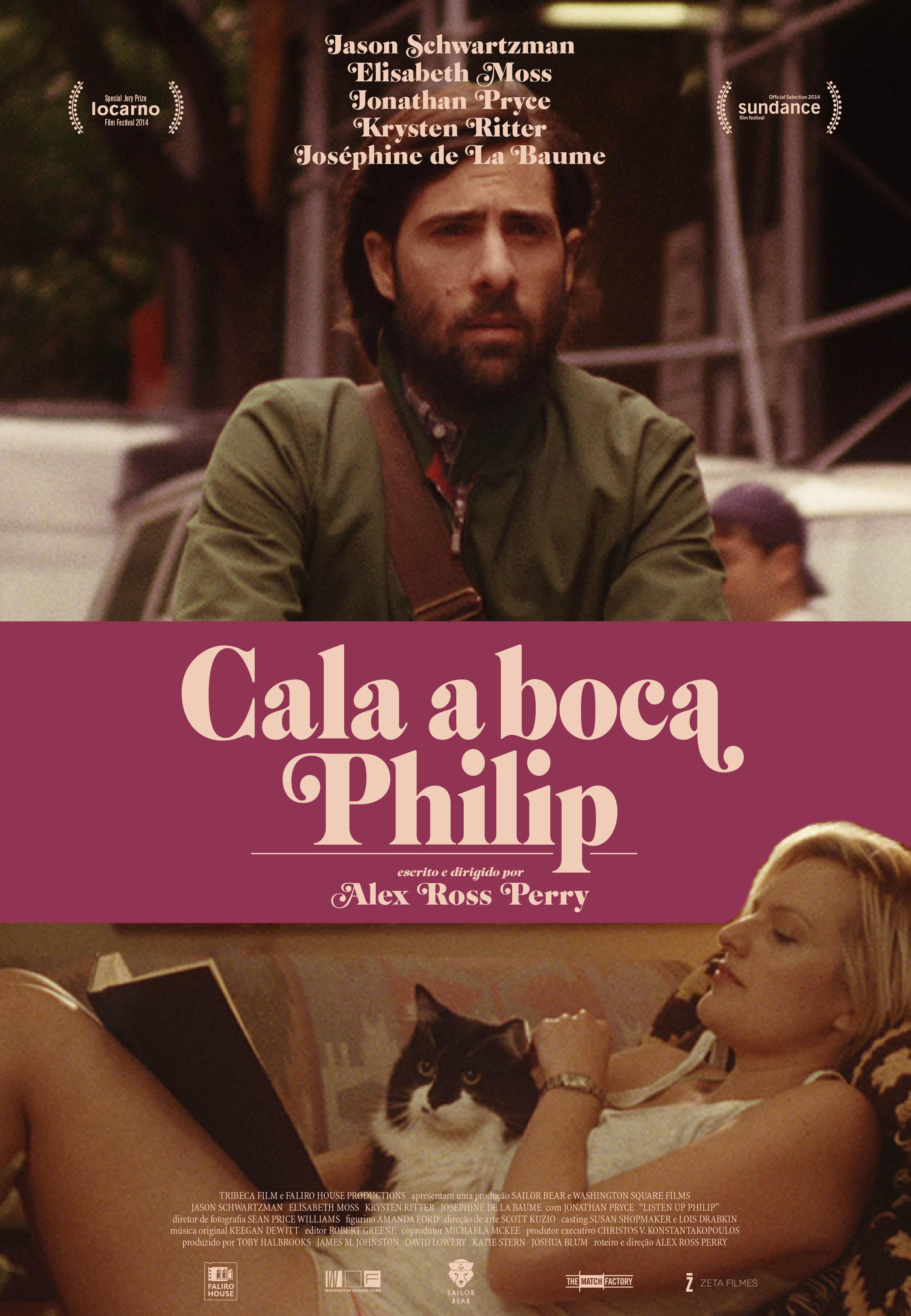 Poster do filme Cala a Boca Philip