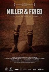 Poster do filme Miller & Fried: As Origens do País do Futebol