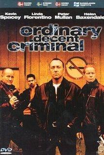 Poster do filme Um Criminoso Decente