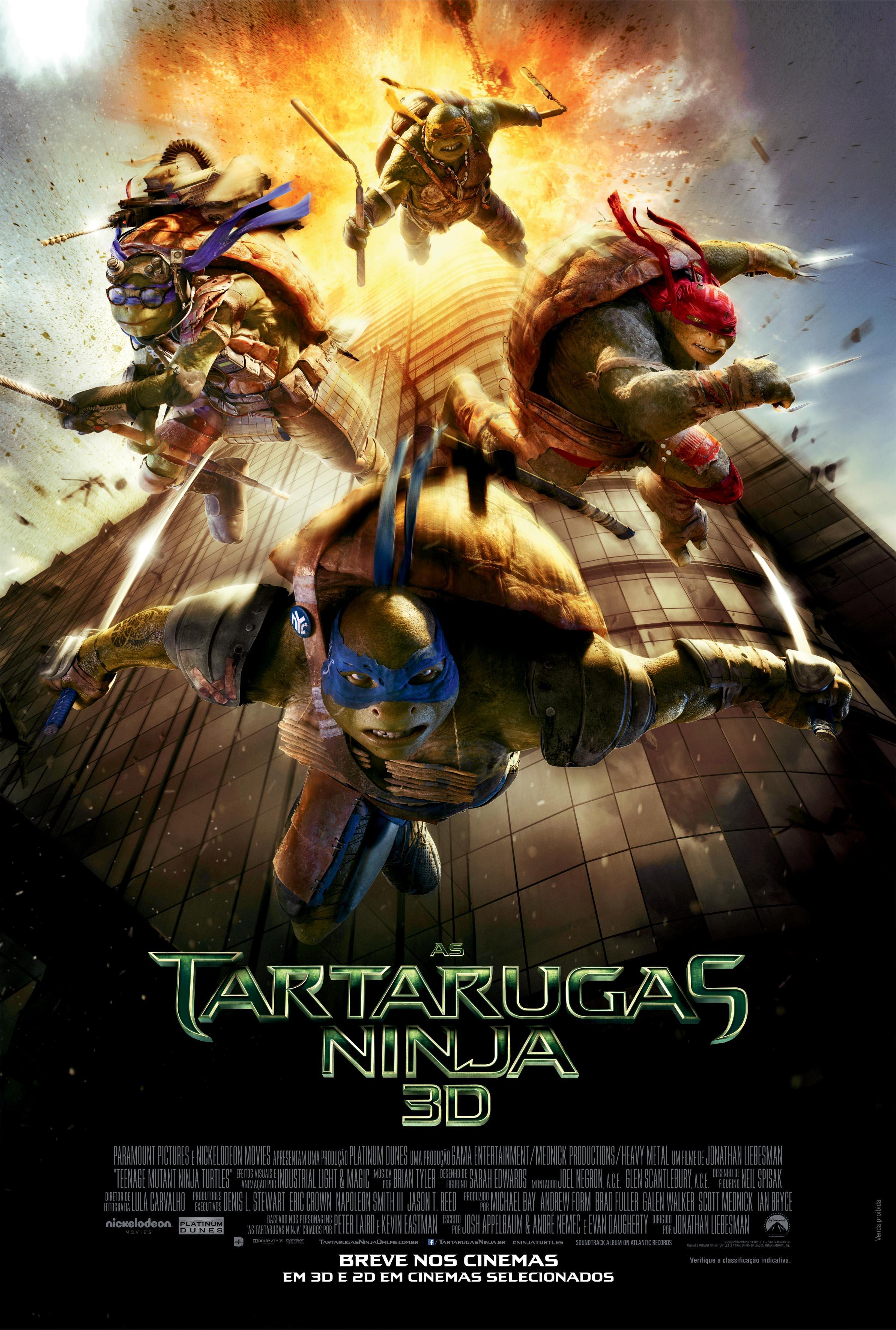 Poster do filme Conspiração Ninja