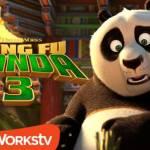 Kung Fu Panda 3 faz paródia de Star Wars!