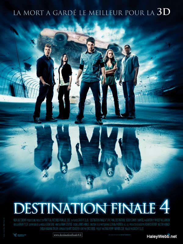 Poster do filme Premonição 4