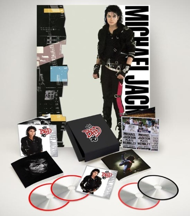 Music Review: Michael Jackson - Bad 25 - Deluxe Anniversary Edition [3-CD/1-DVD]