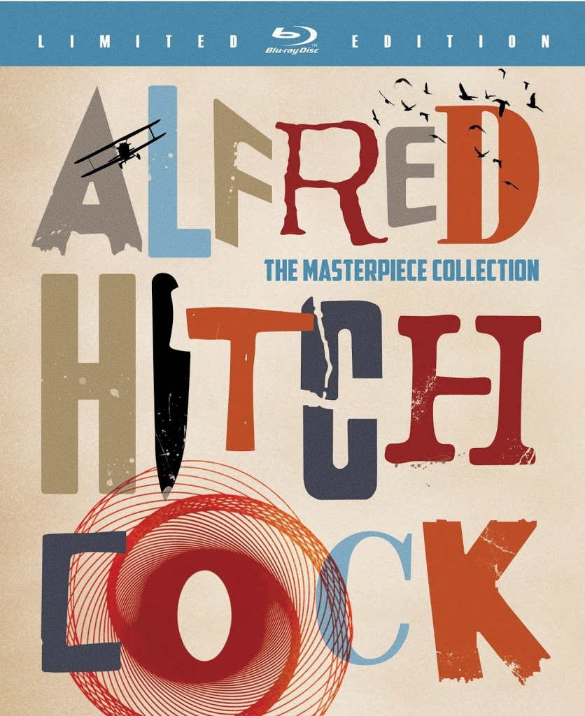15 Suspense Classics on Blu-ray: Alfred Hitchcock: The Masterpiece Collection